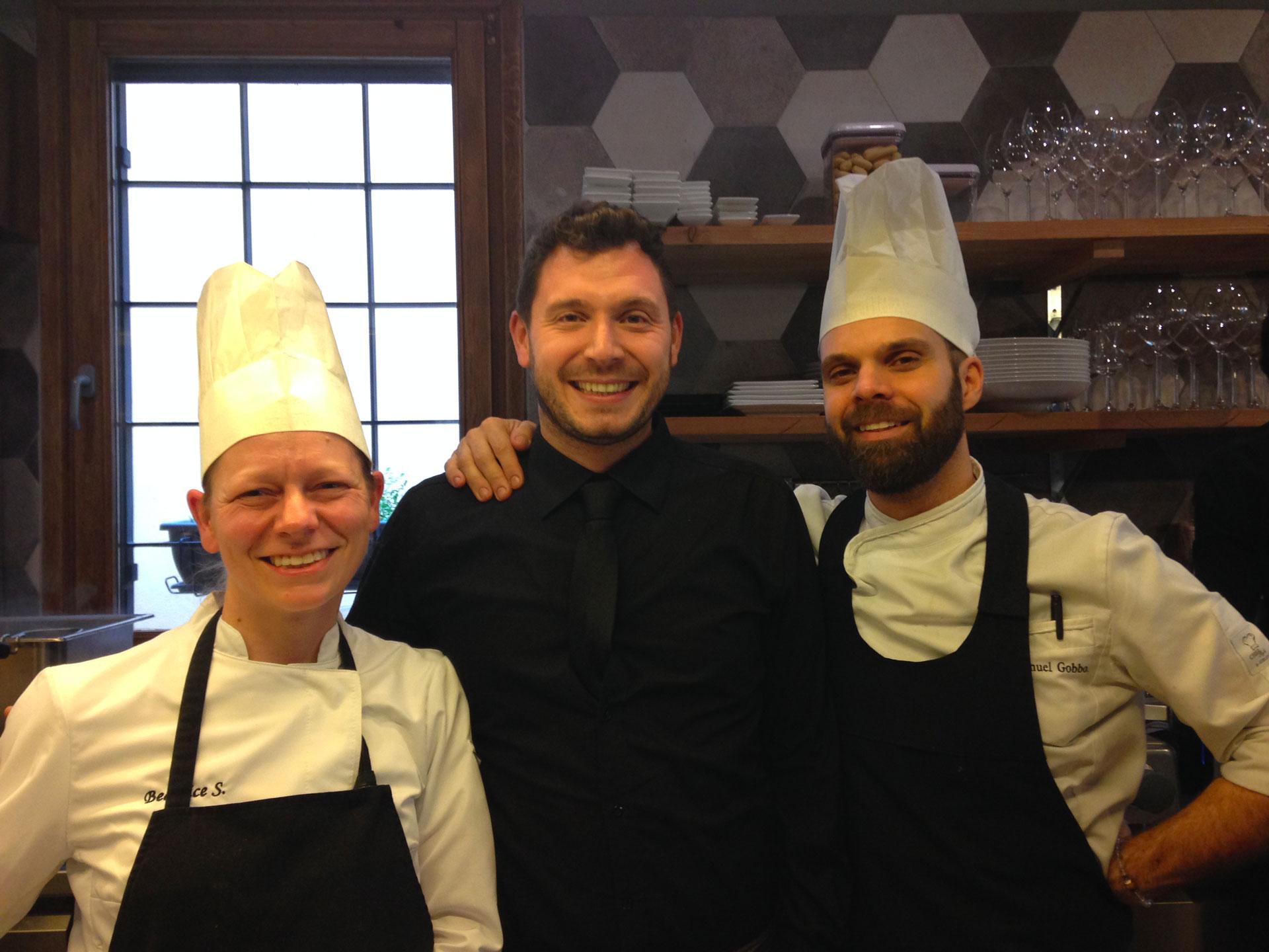 Al Corder: cucina gourmet in centro a Treviso