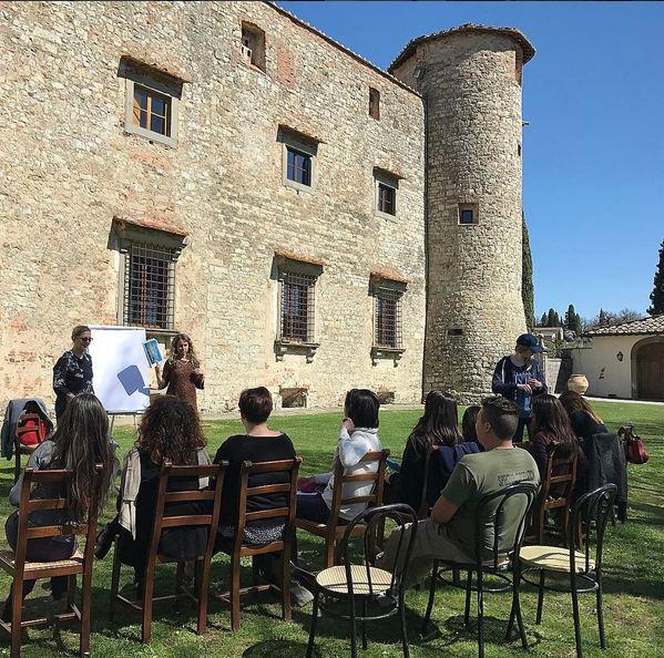 Formazione in Castello
