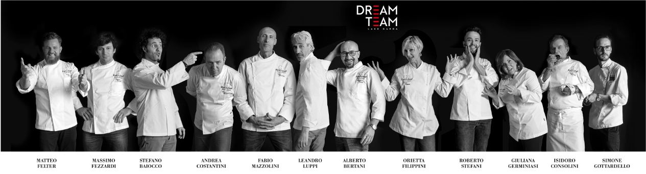 Fish&chef 2017:  il dream team del Garda protagonista dell'ultimo evento