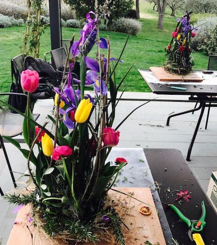 Vivi la Flower Experience ad Anthea SPA by Roccafiore