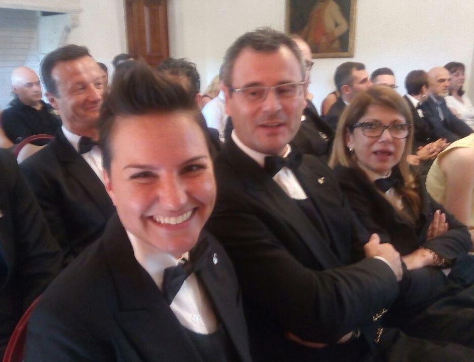 AIS Veneto:  a Vino in Villa eletto il primo ambasciatore del Conegliano Valdobbiadene Prosecco Superiore