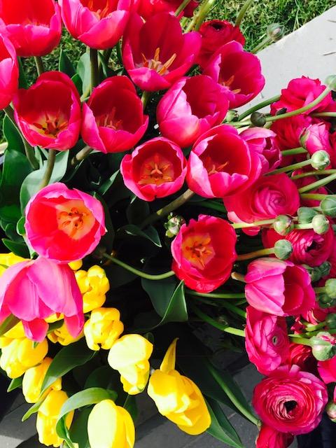 Decorare la tavola con i fiori: la Flower Experience di Roccafiore