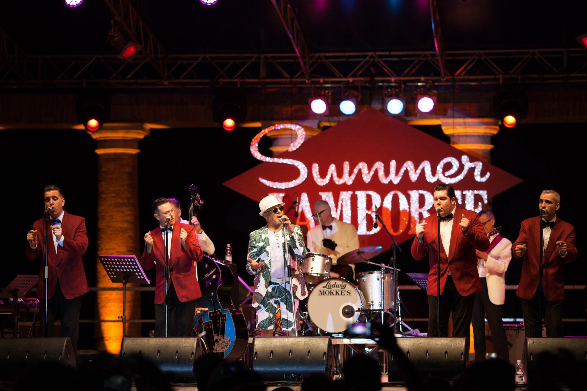 Pinot di Pinot e Russian Standard Sponsor ufficiali del Summer Jamboree #18