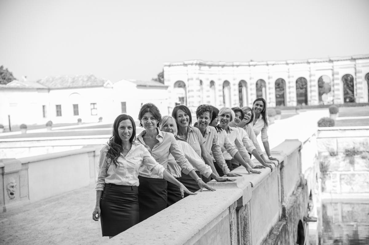 La Notte Bianca si tinge di rosa con le donne di ONAV Mantova